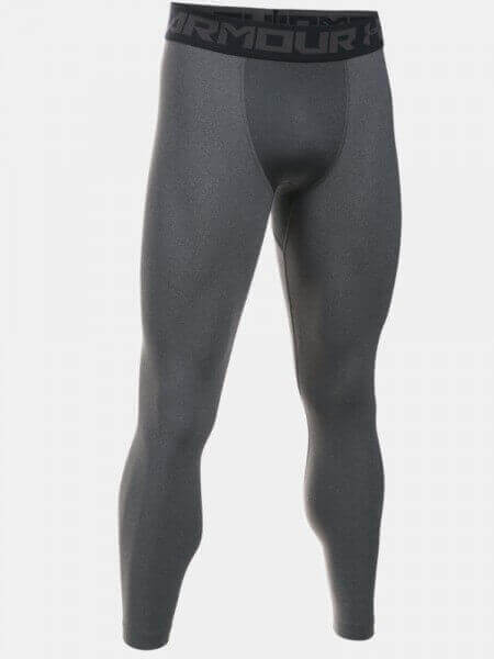 Under Armour HEATGEAR 2.0 COMPRESSION LEGGINGS MEN - grau