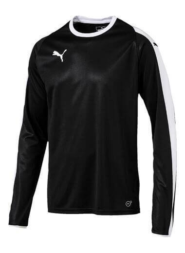 Puma Liga Jersey Longsleeve - schwarz