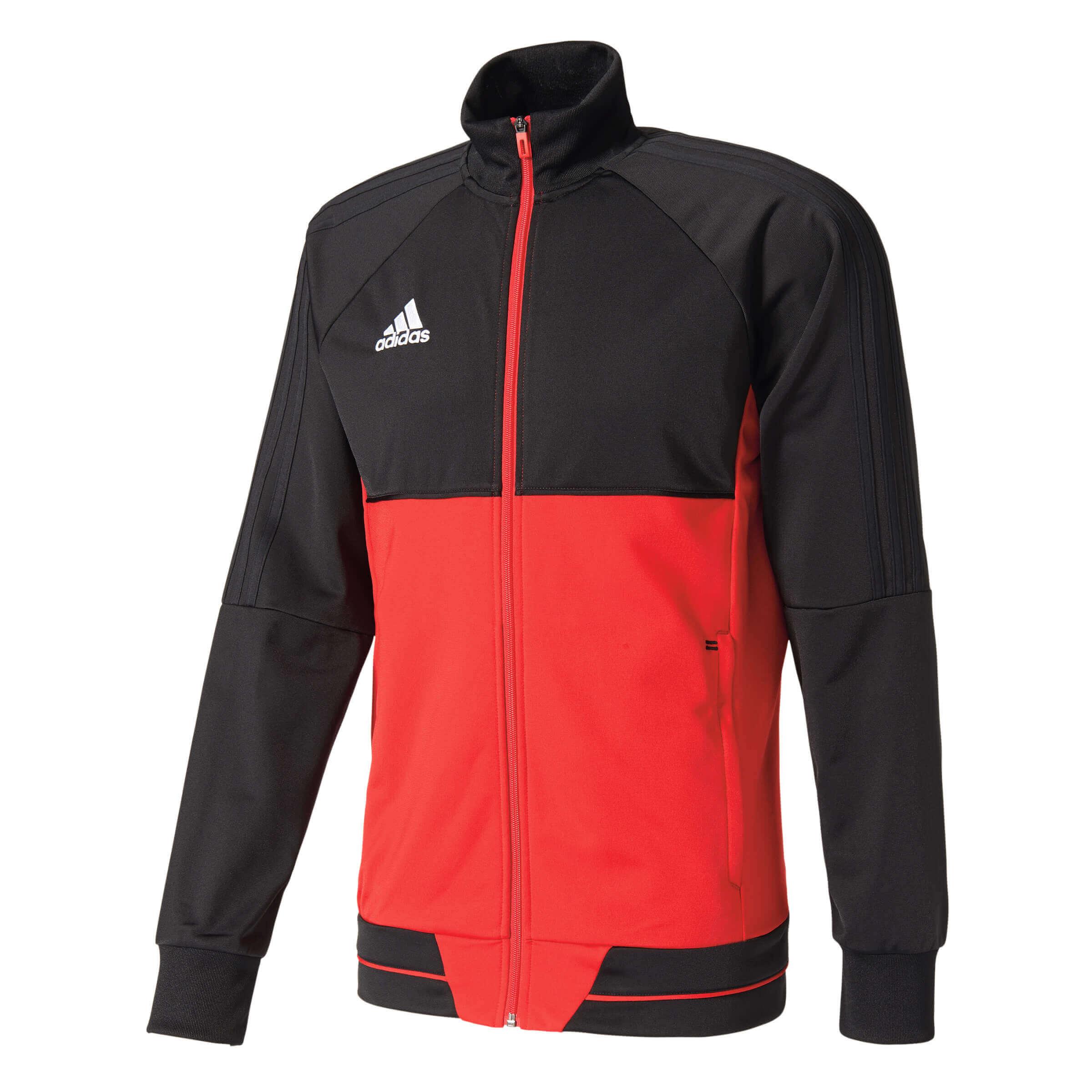 Adidas Teamwear Sereno 14 technical trainingsanzug schwarzgrau