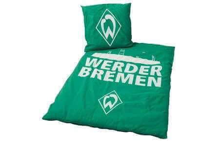 Werder Bremen Bettwäsche Glow In The Dark Sv Werder Bremen