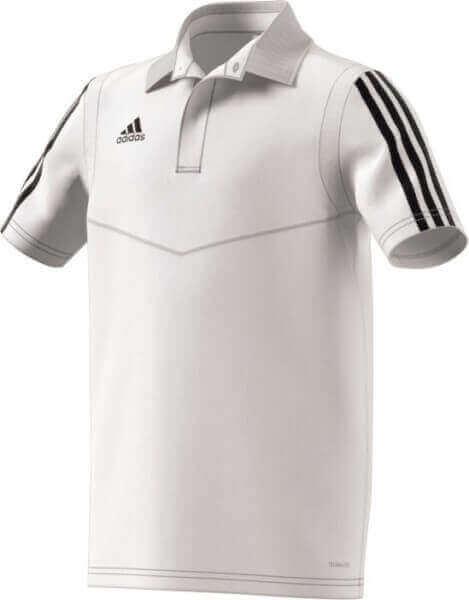 adidas Tiro 19 Kids Cotton Polo Shirt