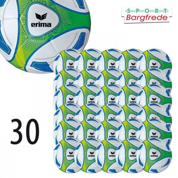30er Ballpaket Erima Hybrid Junior 290