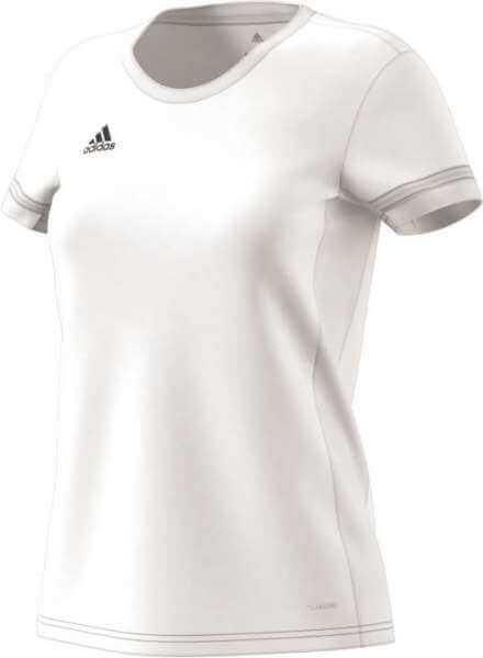 9940bf06f6 adidas Team 19 Trikot Damen - weiß | adidas | Trikots kurzarm ...
