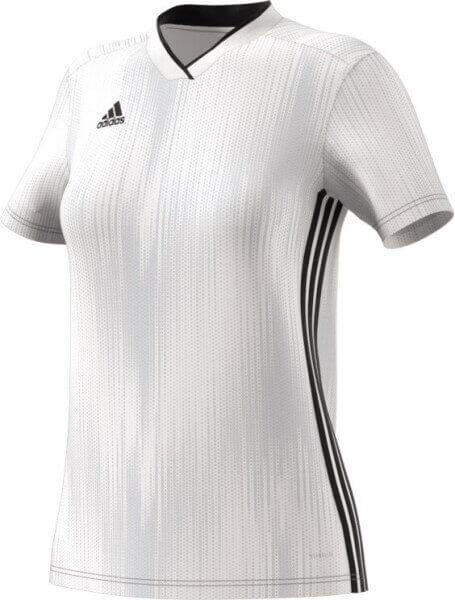 adidas Tiro 19 Jersey Women weiß schwarz