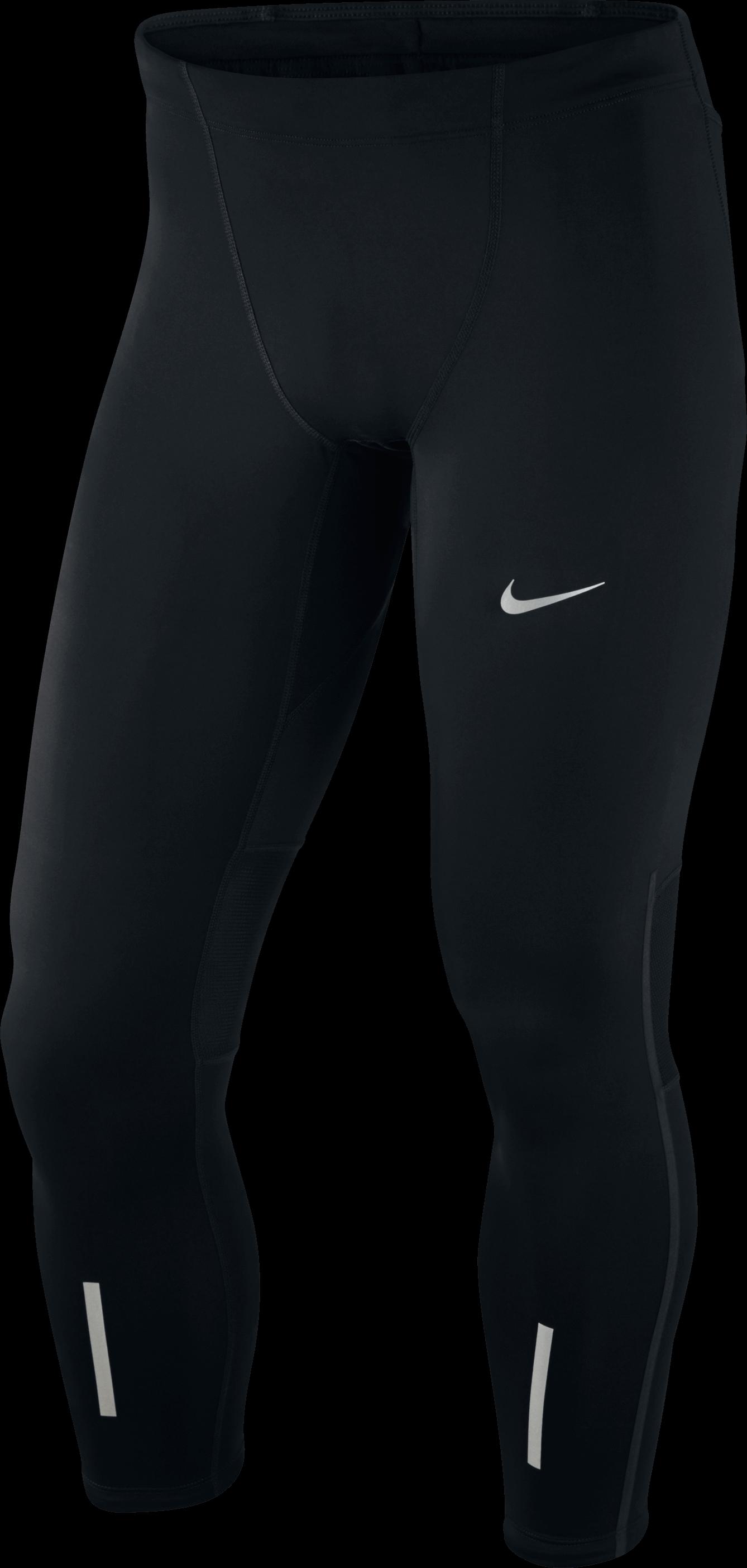 e0f4bd4019d205 Nike Power Tech Running Tight Laufhose - schwarz