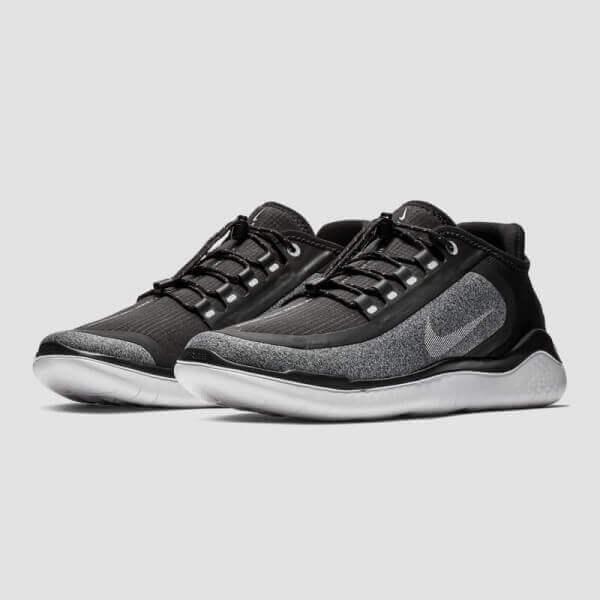 Nike Free RN 2018 - schwarz/grau