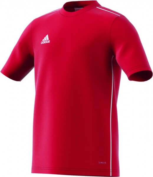 Core 18 Training Jersey Kinder rot