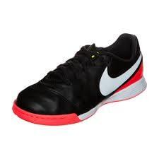 Nike JR Tiempo Legend VI IC - schwarz/pink