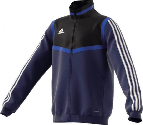 adidas Tiro 19 Presentations Jacket KIDS - blau