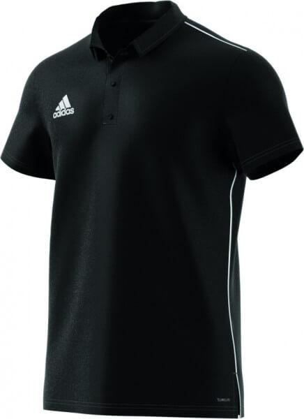 Core 18 Climalite Poloshirt schwarz