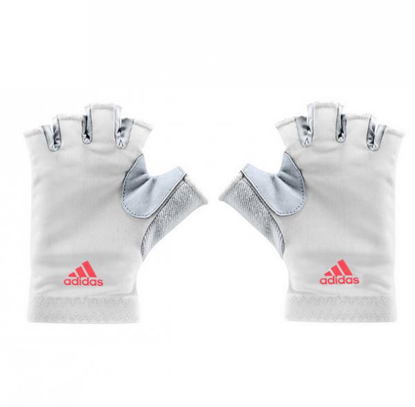 adidas Damen CLMCO Glove Fitnesshandschuh - weiß