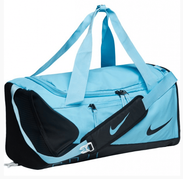Nike Alpha Adapt Crossbody - Kinder Sporttasche - hellblau